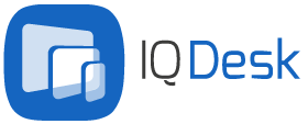 iQDesk Logo